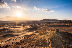 Sahara Desert. Egypt Royalty Free Stock Images