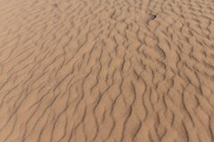 Sahara desert - Erg Chebbi. Erg Chebii is a part of Sahara. Desert is in Morocco near to Merzouga Stock Photo