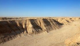 Sahara Desert Landscape Royalty Free Stock Image