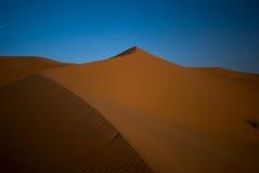 Sahara desert in Morocco Stock Image
