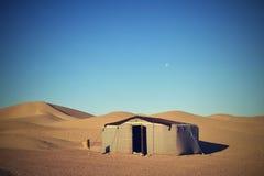 Sahara desert in Morocco Stock Photography