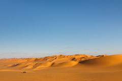 Sahara Desert Safari Royalty Free Stock Image