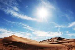 Sahara desert_001 Stock Image