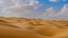 Sahara Desert, Tembaine, Túnez Paisaje típico metrajes