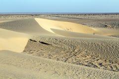 Sahara Desert, Tunisia Stock Images