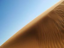 Sahara Dunescape Royalty Free Stock Photography