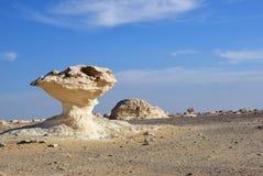 Sahara, Egipt, Afryka Zdjęcia Stock