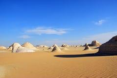 Sahara, Egipt, Afryka Obraz Stock