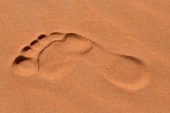 Sahara - erg Chebbi Fotografia Stock
