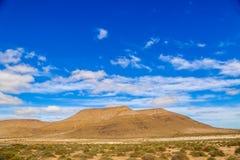 Sahara Mountains Imágenes de archivo libres de regalías
