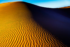 Sahara piasek obraz stock
