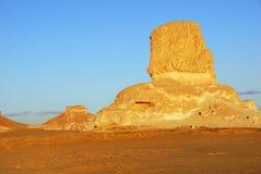 sahara pustynny biel Fotografia Stock