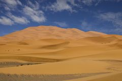 Sahara Stock Photo