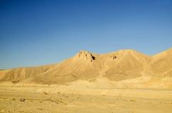 Sahara sand hills Royalty Free Stock Photography