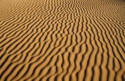 Sahara sand pattern royalty free stock images
