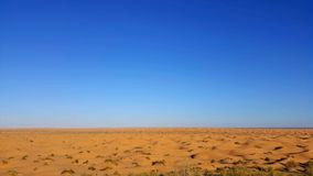 Sahara sikt royaltyfri fotografi