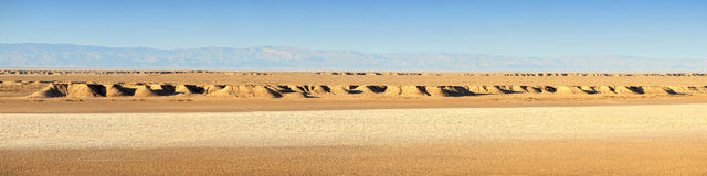 Sahara Tunisia Royalty Free Stock Photo