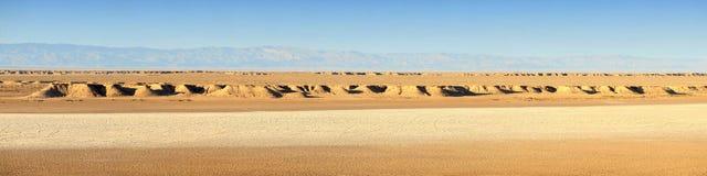 Sahara Tunisia Royalty Free Stock Photo