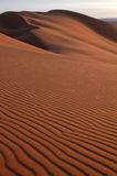 Sahara-Wüste Lizenzfreie Stockbilder