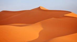 Sahara Wüste Stockfotografie