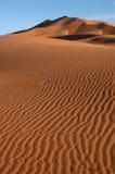 Sahara-Wüste Lizenzfreie Stockfotografie