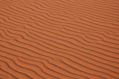 Sahara-Wüste Lizenzfreies Stockfoto