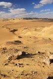 Sahara-Wüste stockfotografie