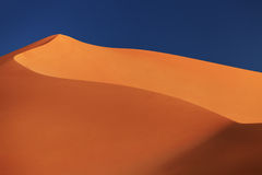 Sahara-Wüste, Algerien Lizenzfreie Stockfotografie