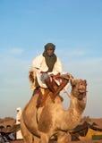 Saharawi man Royalty Free Stock Images