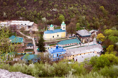 Saharna Monastery Republic of Moldova Royalty Free Stock Photography