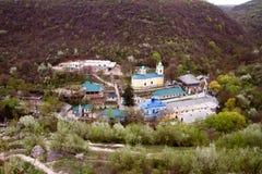Saharna Monastery Republic of Moldova Stock Images