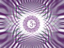 sahasrara chakra бесплатная иллюстрация