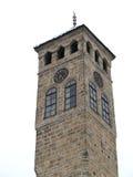Sahat-kula (Glockenturm) stockbild