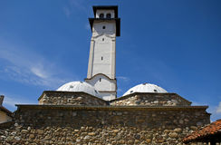 Sahat Kulla watchtower, Prizren, Kosovo Stock Photos