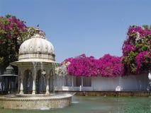 Sahelion Ki Barl, Udaipur Stockbild