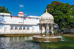 Saheliyon-ki-Bari, Udaipur royalty-vrije stock foto's