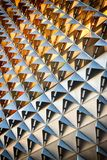 SAHMRI-byggnadsdetalj Arkivbild