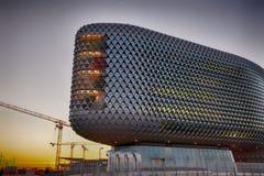 SAHMRI och nya kungliga Adelaide Hospital Royaltyfri Bild