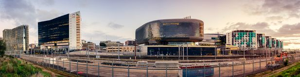 SAHMRI, Universität von Adelaide, UniSA und NewRAH Stockbild