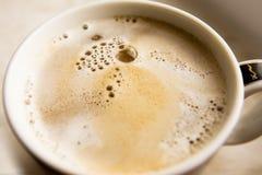 Sahnekaffee Lizenzfreie Stockbilder