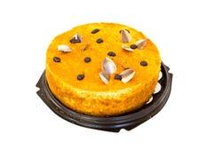 Sahnekuchen Lizenzfreies Stockfoto