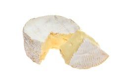 Sahniger Camembert Stockbilder
