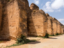 Sahrij Swami and stables in Meknes Stock Image