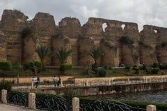 Sahrij Swani Meknes Stock Foto