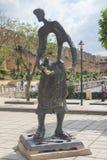 Sahrij Swani sculpture Meknes Royalty Free Stock Image