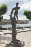 Sahrij Swani sculpture Meknes Stock Image