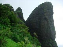 sahyadri горы Стоковое Изображение