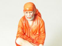 Sai Baba Royalty Free Stock Photos