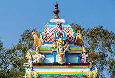 Sai Baba Temple Stockfotografie