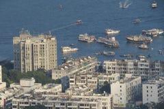 sai kung镇hk 2014年9月9日 库存图片